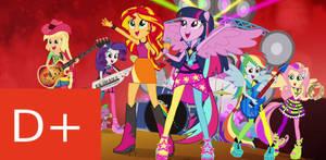 MLP FiM: Equestria Girls: Rainbow Rocks Review