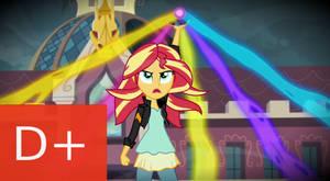 MLP FiM: Equestria Girls: Friendship Games Review