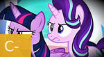 MLP FiM: S6 E16: The Times Are Changeling Review by Cuddlepug