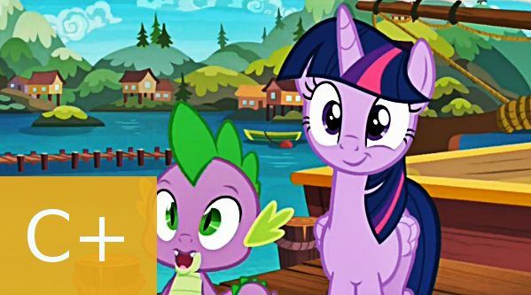 MLP FiM: S6 E22: Pony Point of View (PPOV) Review by Cuddlepug