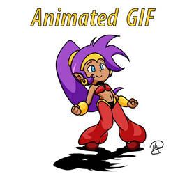 Shantae Idle
