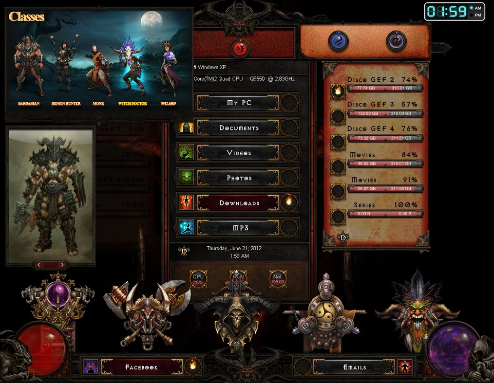 how to set up pc controller diablo 3