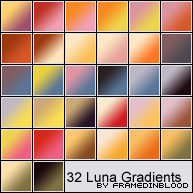 Luna Gradients by PrinceNyanko
