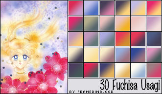 Fuchisa Gradients