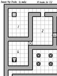 Dungeon Map Brushes - Set 1