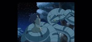 Shimiwe and the Snake