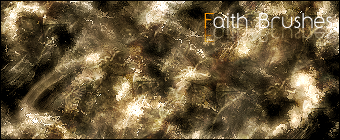 Faith Abstract 1 by IceyHills