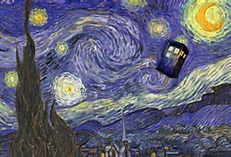 Starry night by Velisren
