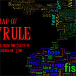 The Legend of Zelda: Ocarina of Time Script Map by RoxaSora64