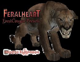 FeralHeart :: April 20 - COUGAR by 0Abarai0