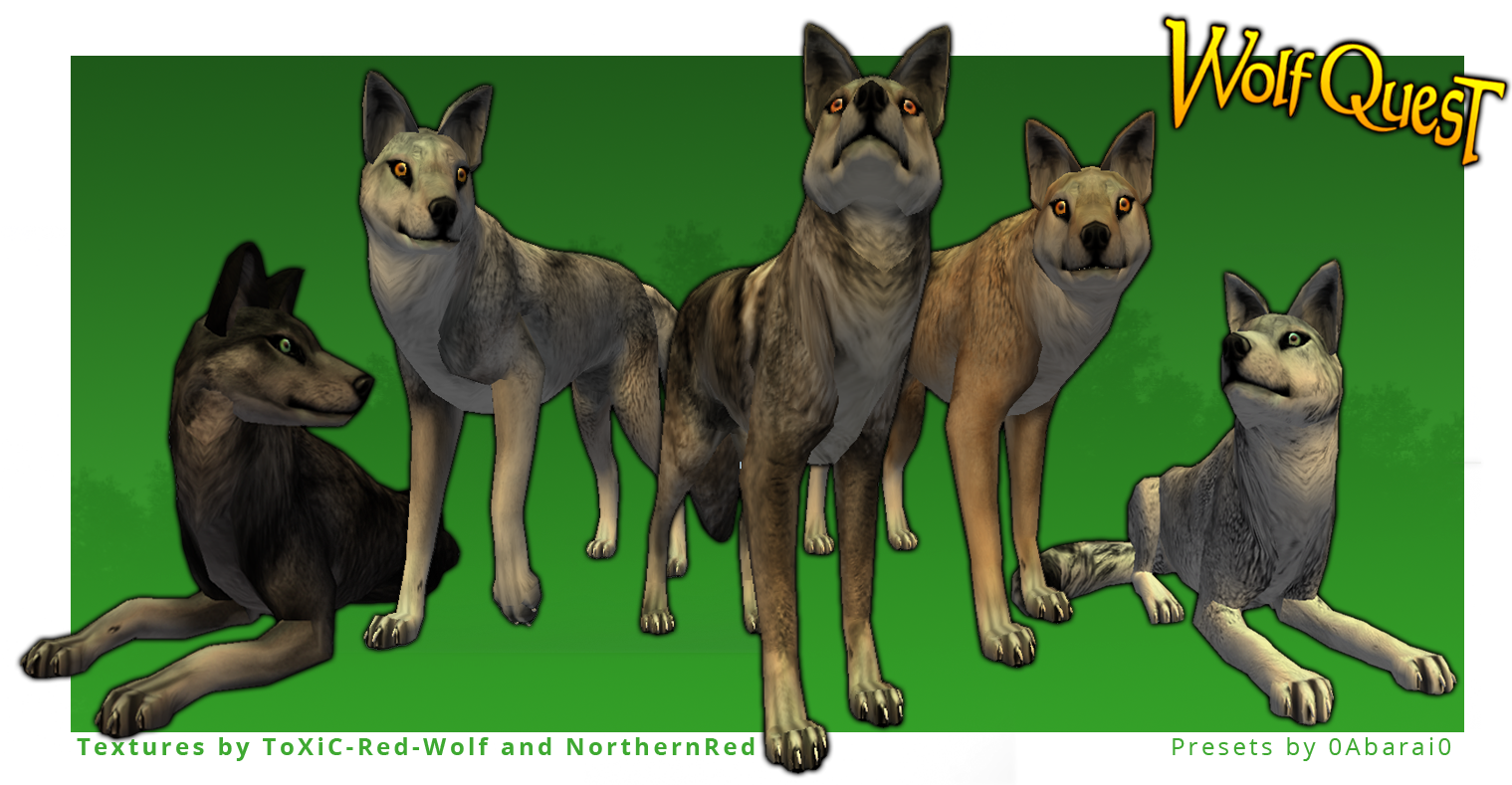 wolf quest for free
