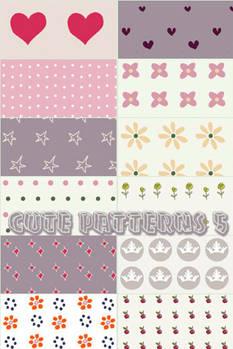 Cute patterns 5