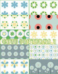 Cute patterns 7 by foley-resources