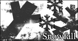 Snowfall PS brushes by foley-resources