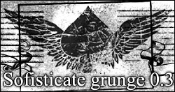Sofisticate grunge 0.3 brushes by foley-resources