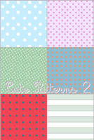 Cute patterns 2 by foley-resources