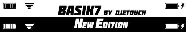 Basik7 NE.theme by DjeTouch59