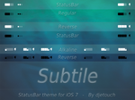 Subtile ST iOS 7
