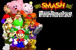 Super Smash Bros MMD Pack + DL!