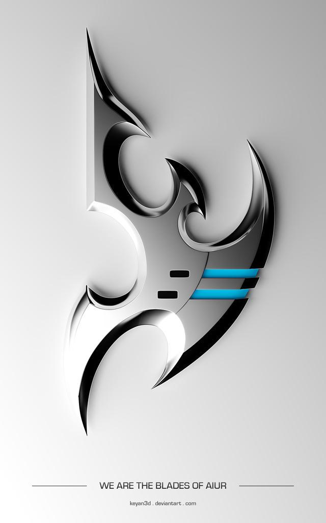 StarCraft: Protoss by keyan3d