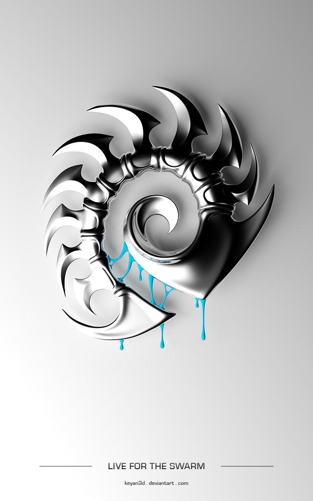 StarCraft: Zerg by keyan3d