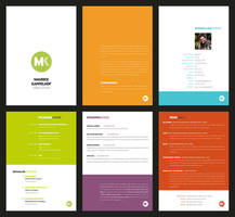 Curriculum vitae 2 by maurice
