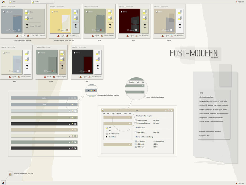 post modern vs 39 postmod1 39 by grayhouse on deviantart. Black Bedroom Furniture Sets. Home Design Ideas