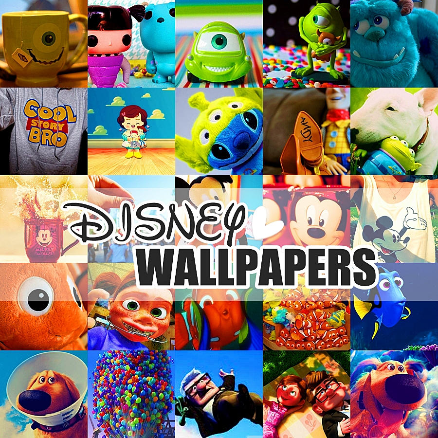 Disney Wallpapers by PrettyLadySwag
