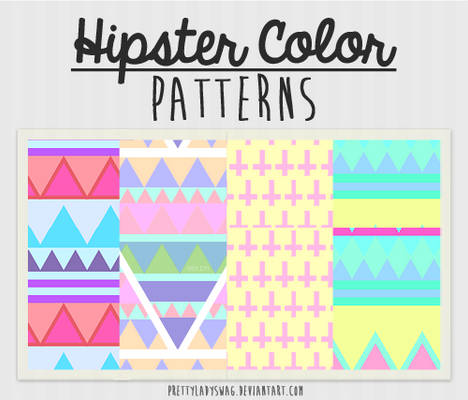Hipster Color Patterns
