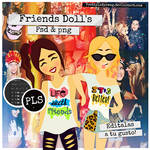 Friends Dolls GRATIS