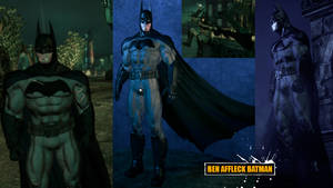 Batman: Arkham Asylum - DCCU (Ben Affleck) Batman
