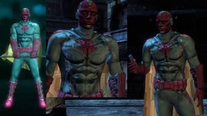 Batman: Arkham City: Age of Ultron Vision