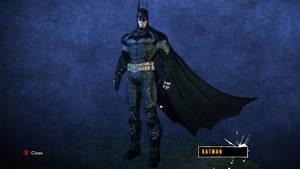 Batman Arkham Asylum - Arkham Knight v8.03 Batsuit