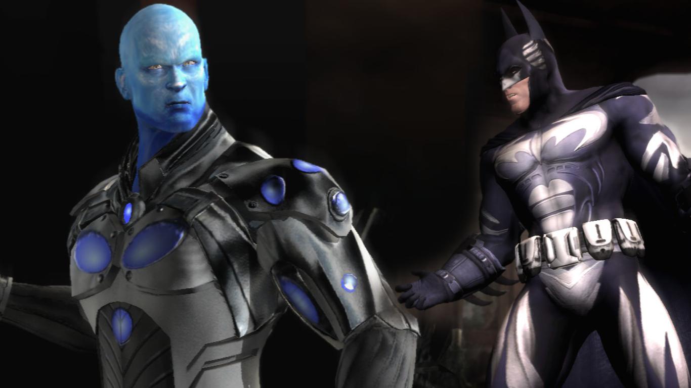 Injustice: Gods Among Us - 1997 Batman and Freeze