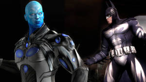 Injustice: Gods Among Us - 1997 Batman and Freeze