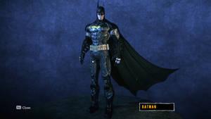 Batman: Arkham Asylum: v8.05 Knight Prestige Suit