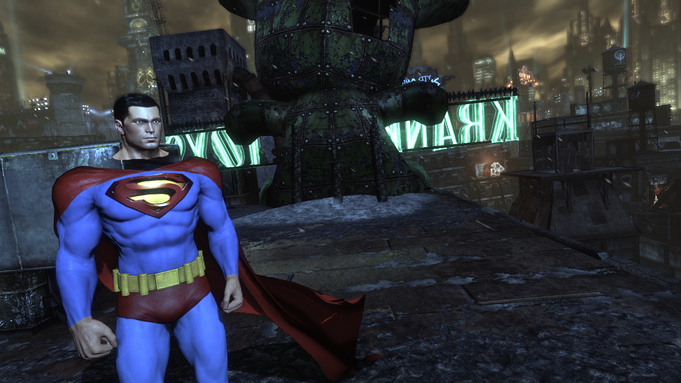 Batman arkham city mod hentay photos