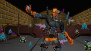 Deadpool the Game - Judas Contract Deathstroke v2
