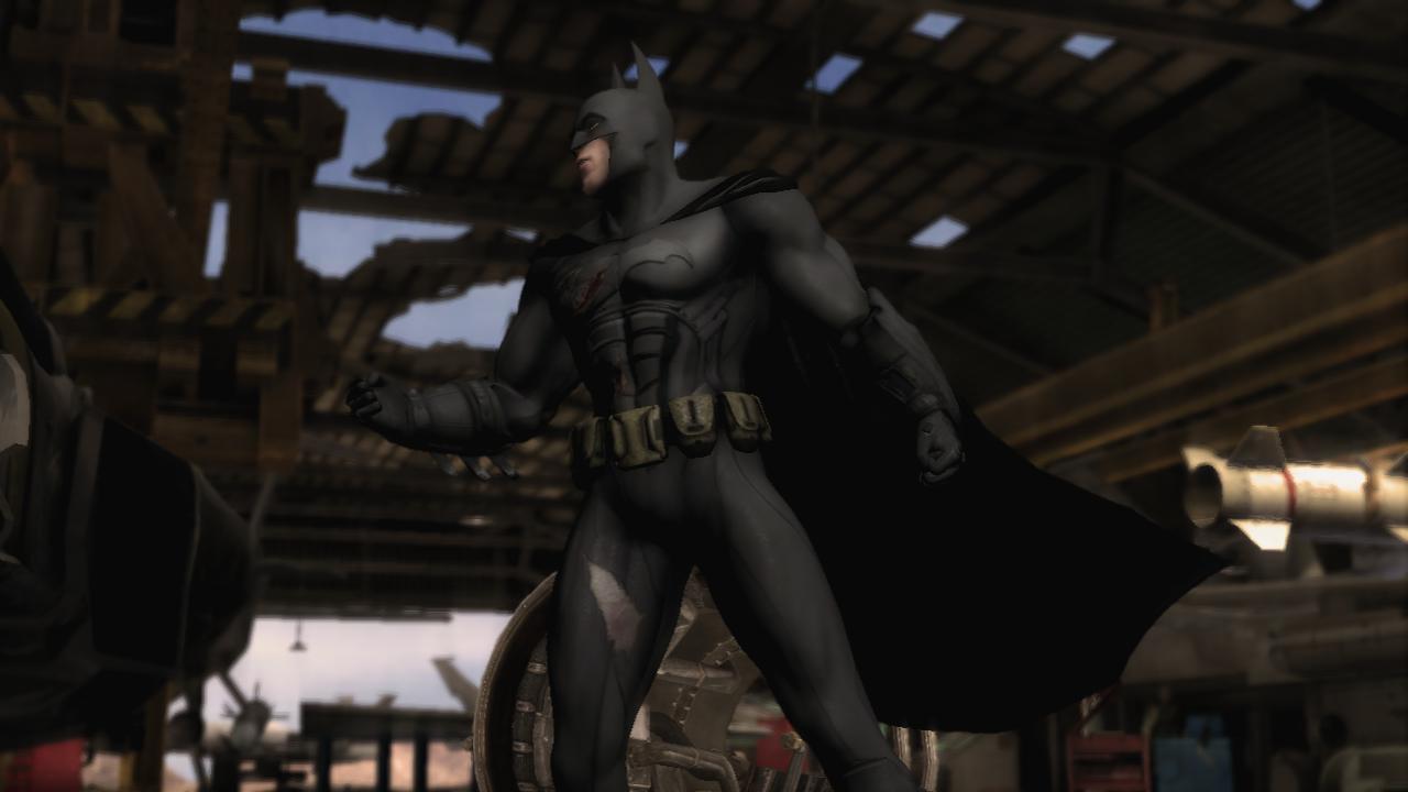 Injustice: Gods Among Us: CJ's Batman Begins