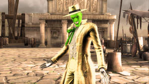 Injustice: Gods Among Us: OGLoc069's the Mask
