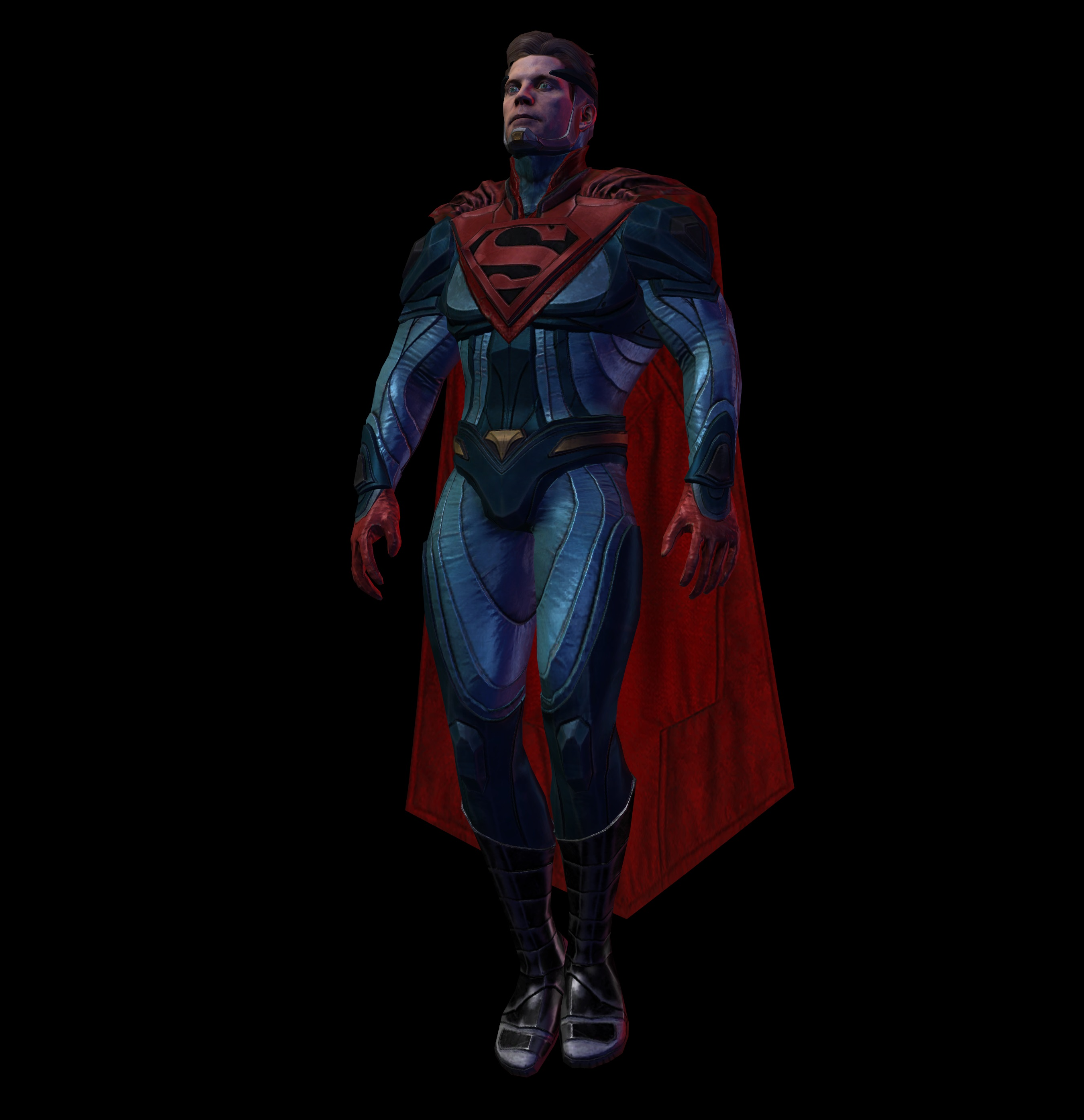 Xnalara Injustice Mobile Injustice 2 Superman By