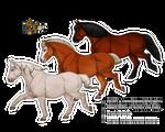 Pay2Use Prancing Pony Base 80pts