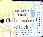Chibi maker by camillemai