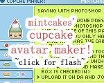 Cupcake avatar maker
