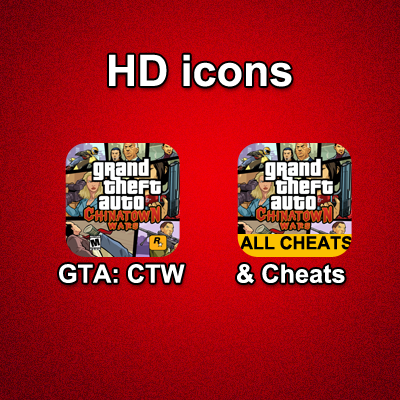 GTA CTW Case iPhone icon by JesusArtwork on DeviantArt