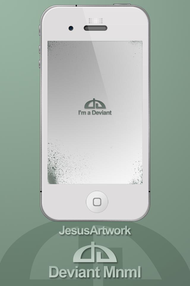 Deviant Mnml - Retina. by JesusArtwork