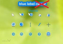 Blue Label Theme by leandro16