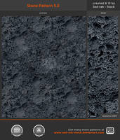 Stone Pattern 5.0 by Sed-rah-Stock