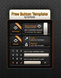 Button Template 1.0 by Sed-rah-Stock