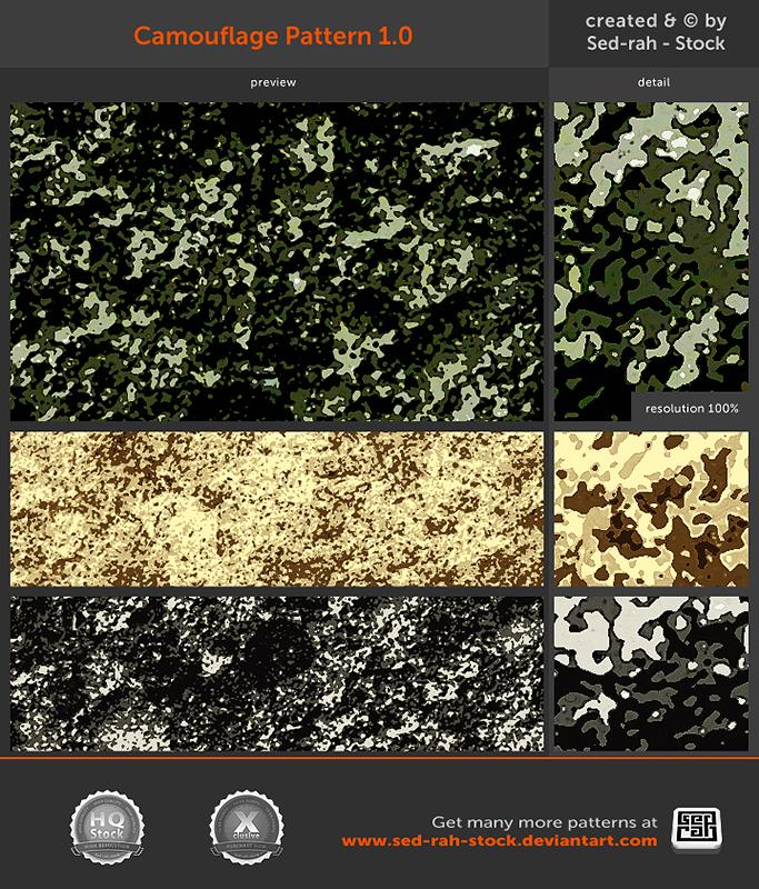 Camouflage Pattern 1.0